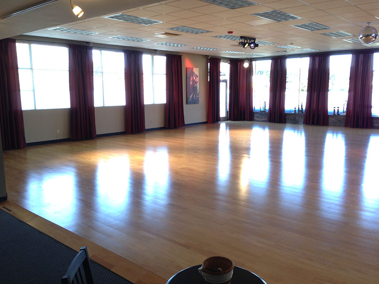 First Class Ballroom Dance Floor
