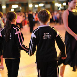 Kids ballroom dance lessons for kids 4 and up taught at First Class Ballroom in Everett